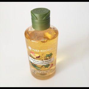 ☀️3/$25 Yves Rocher Mango Coriander Shower Gel